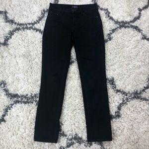 NYDJ Black Legging Denim Jeans